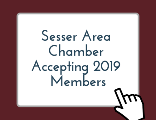 Sesser Chamber Accepting 2019 Members